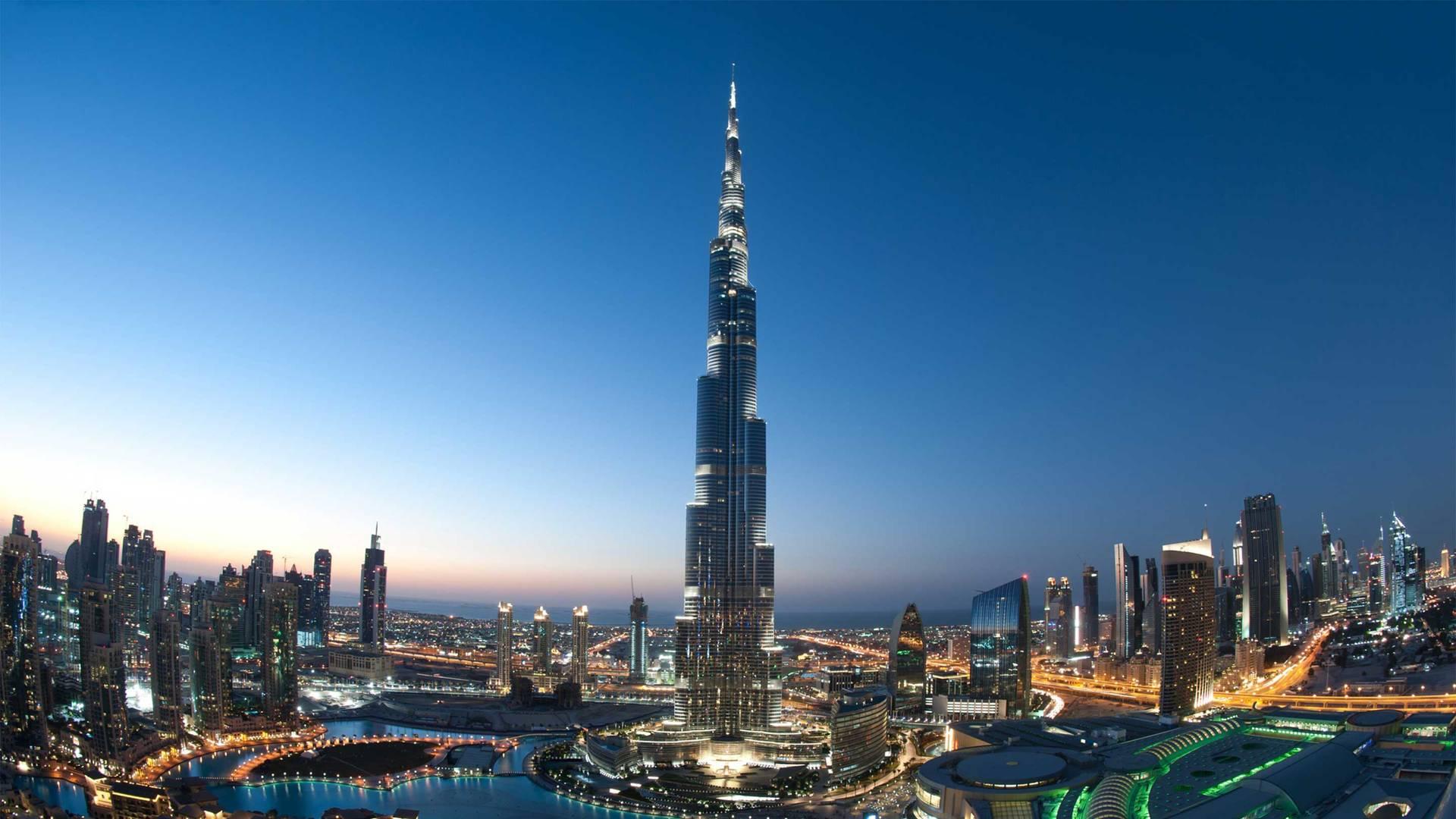 16-9_Burj Khalifa city-of-dubai