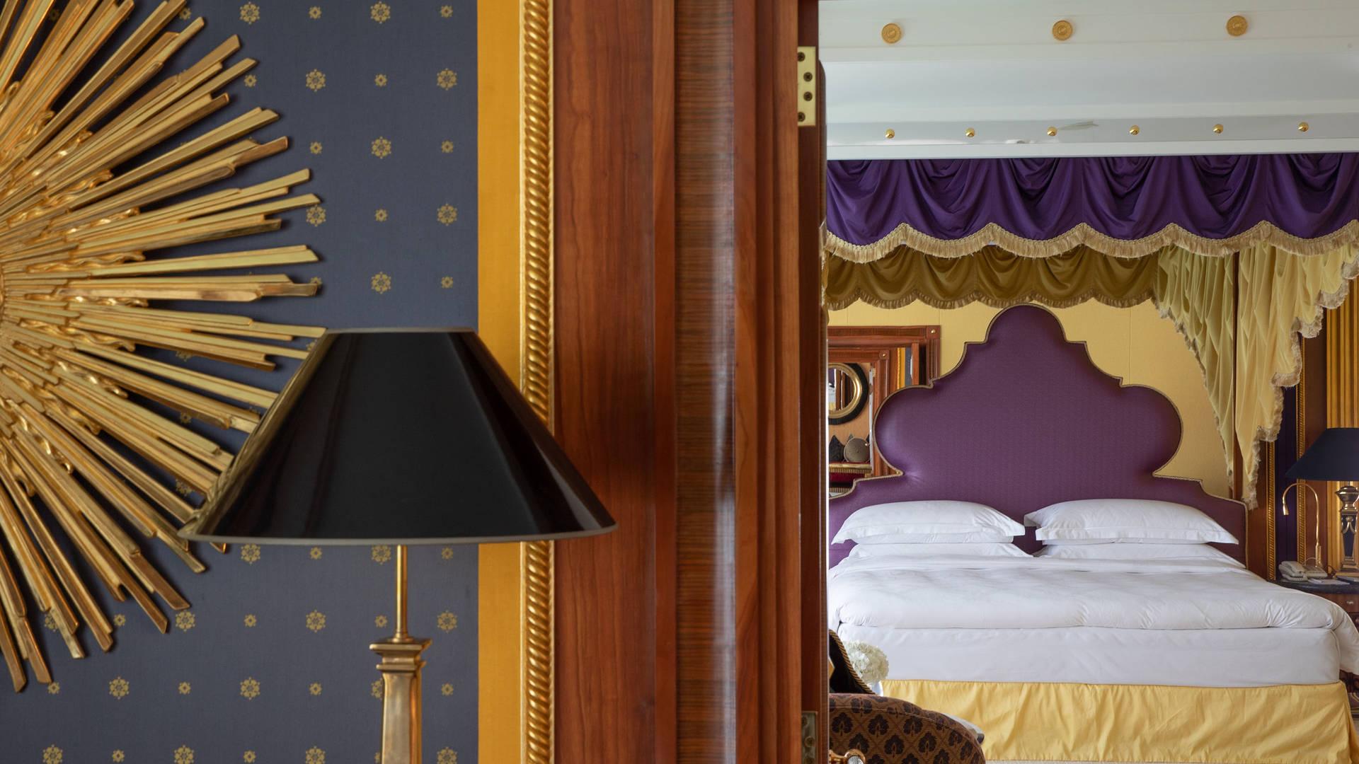 Burj Al Arab Bedroom