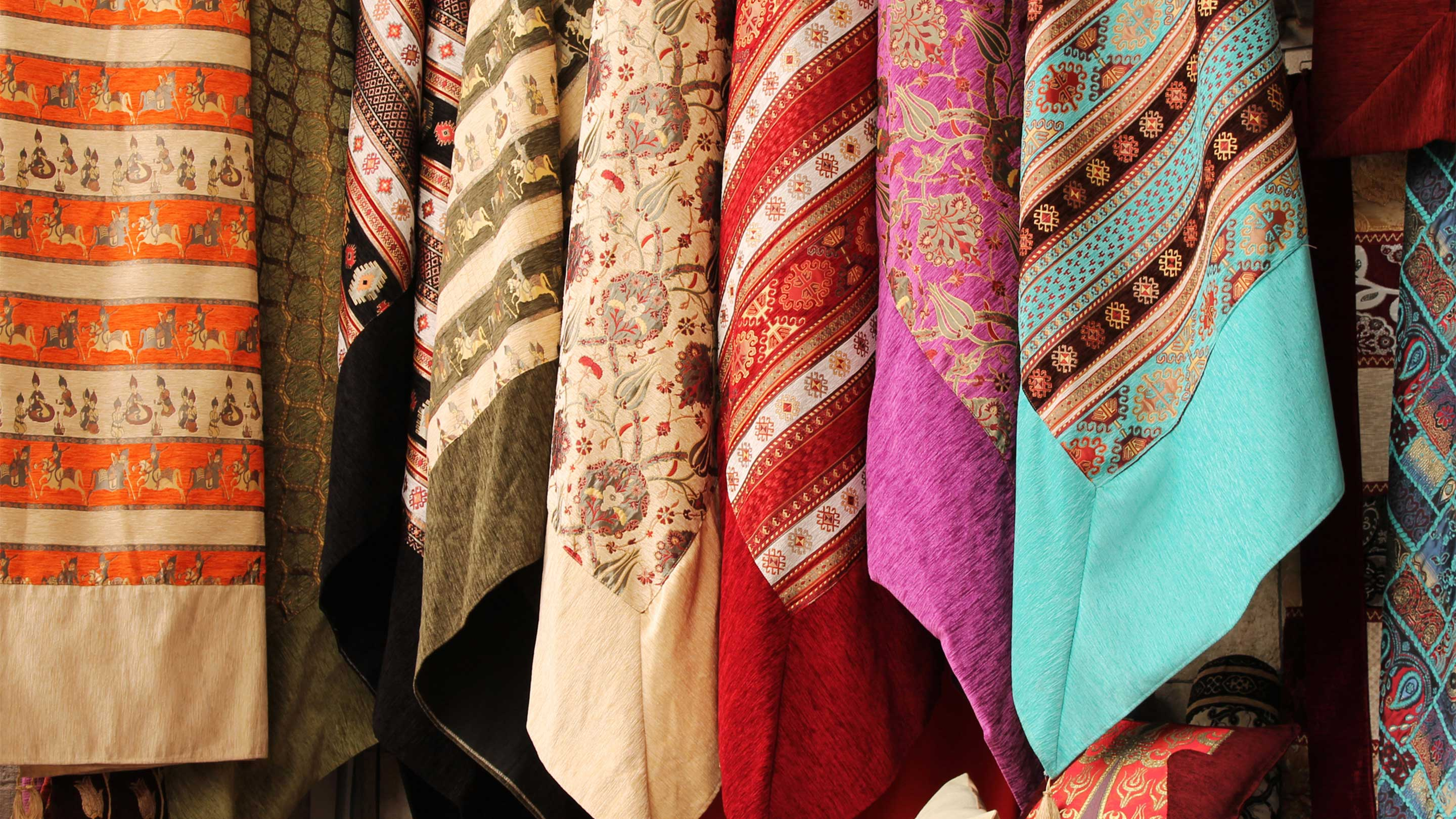 16-9 secret Headscarfs antique museum