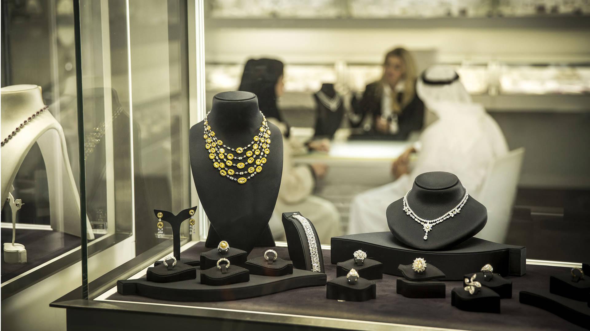 Jewellery Shopping in Dubai