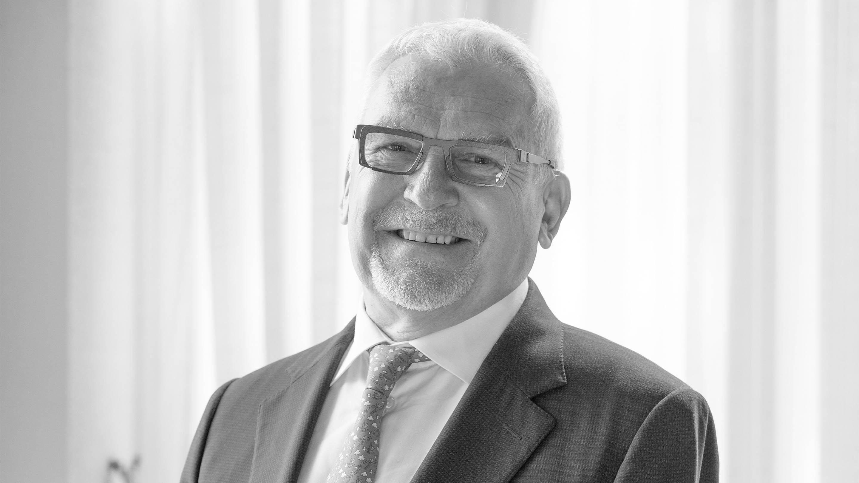 Portrait of Jumeirah Chief Development Officer Roy Paul