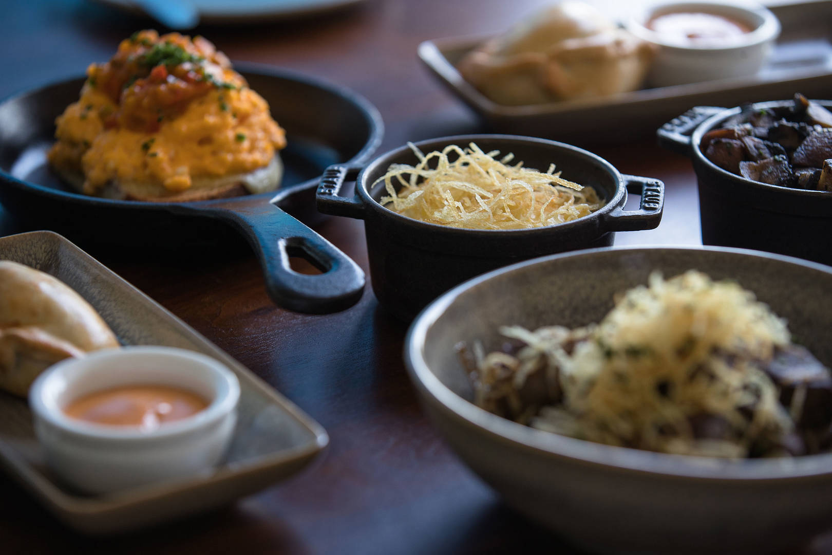 Dish in La Parrilla at Jumeirah Beach Hotel