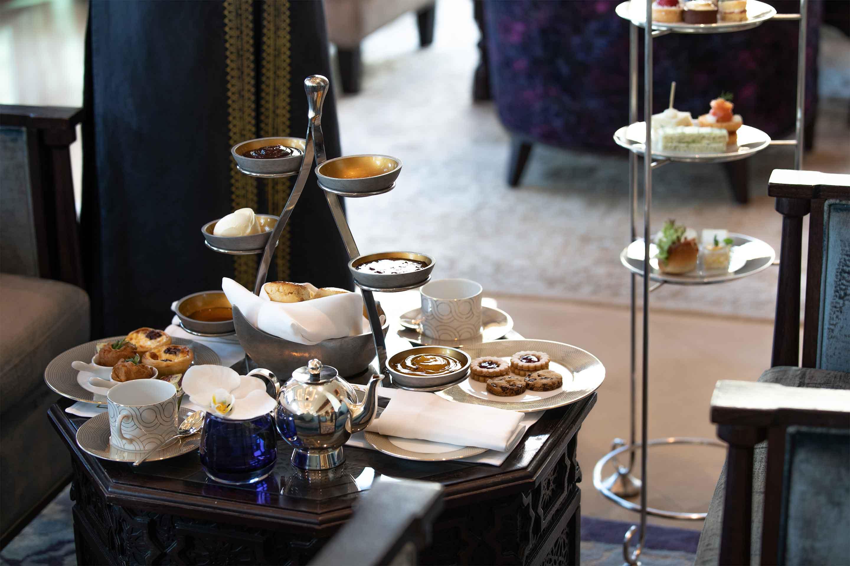 6-4 Gallery_Jumeirah Mina A Salam ---Al Samar Lounge Afternoon Tea Restaurant