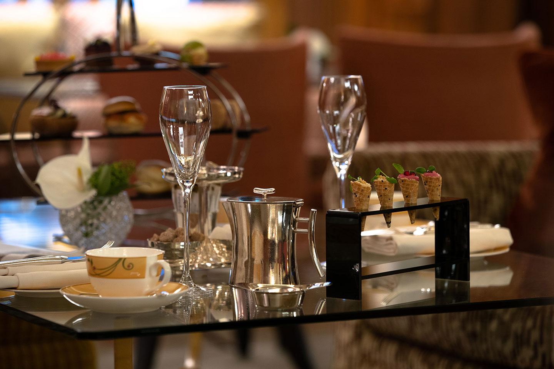 Jumeriah Carlton Tower Chinoiserie Afternoon Tea