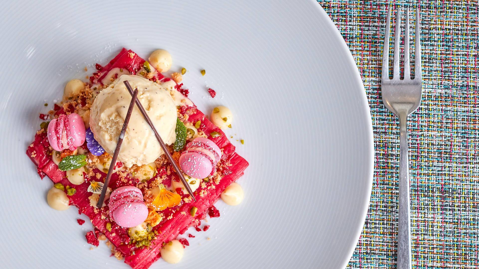 Kitchen Dessert at Jumeirah Lowndes Hotel
